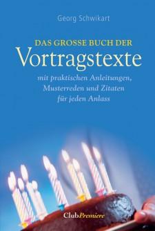 Cover: Das große Buch der Vortragstexte
