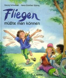 Cover: Fliegen müsste man können