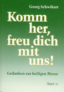 Cover: Komm her, freu Dich mit uns