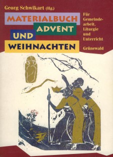 Cover: Materialbuch Advent und Weihnachten