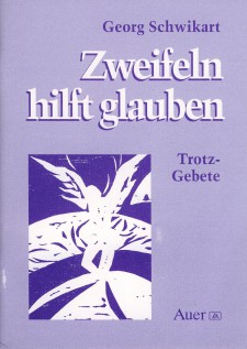 Cover: Zweifeln hilft Glauben