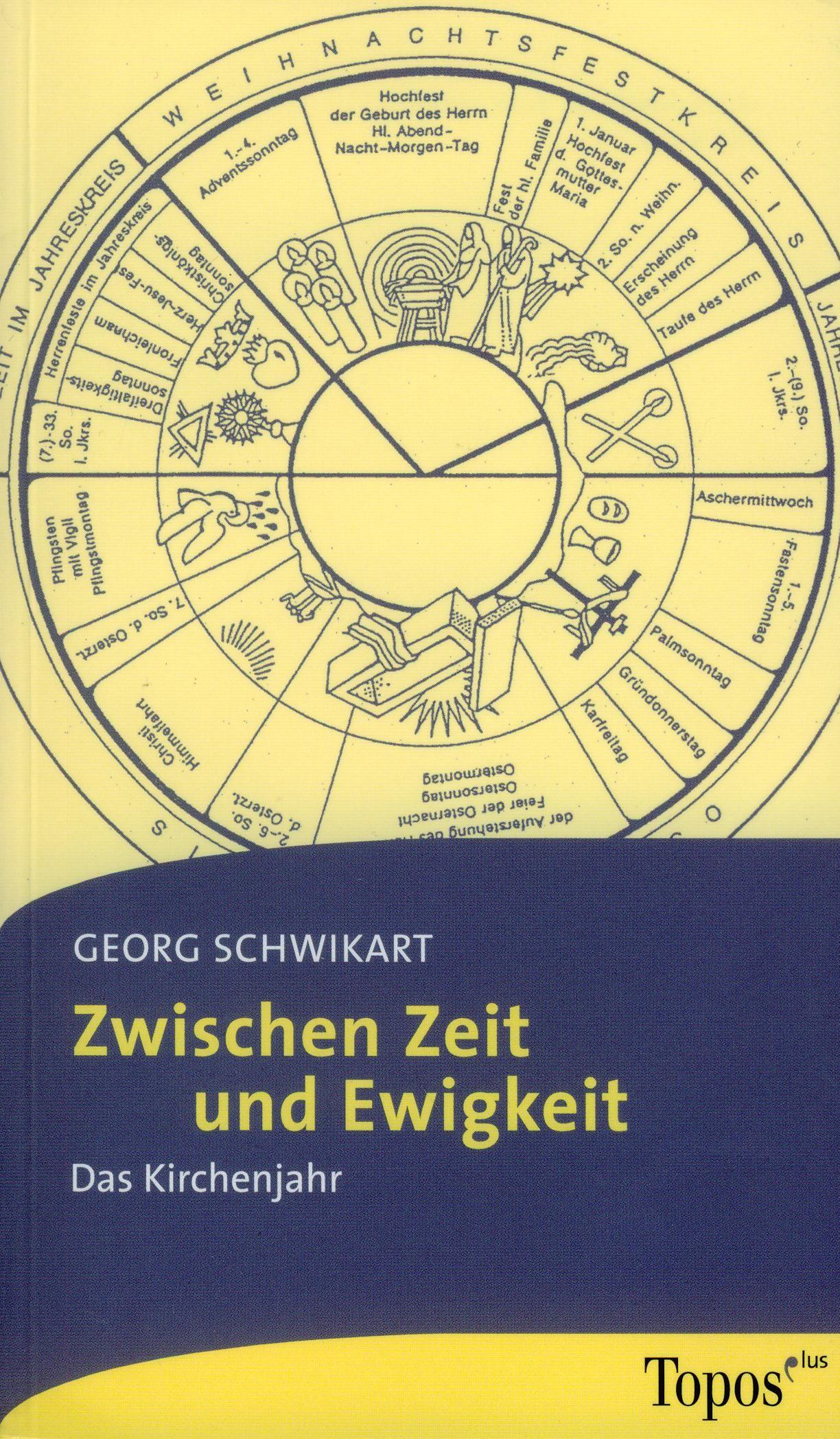Cover: Zwischen Zeit und Ewigkeit