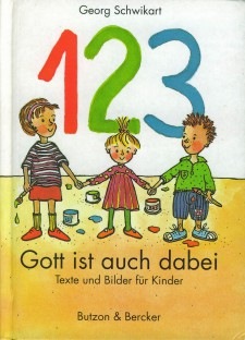 Cover: 1, 2, 3 – Gott ist auch dabei