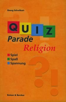 Cover: Quiz-Parade Religion