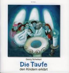 Cover: Die Taufe den Kindern erklärt