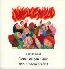 Cover: Vom Heiligen Geist den Kindern erzählt