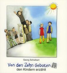 Cover: Von den Zehn Geboten den Kindern erzählt