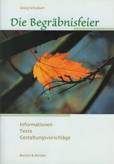 Cover: Die Begräbnisfeier