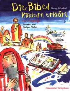 Cover: Die Bibel – Kindern erklärt