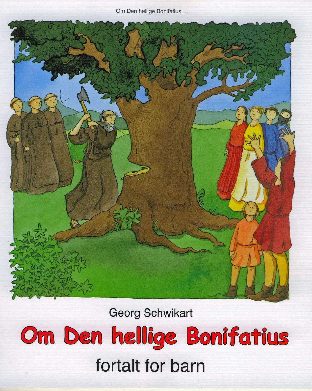 Cover: Om Den heilige Bonifatius