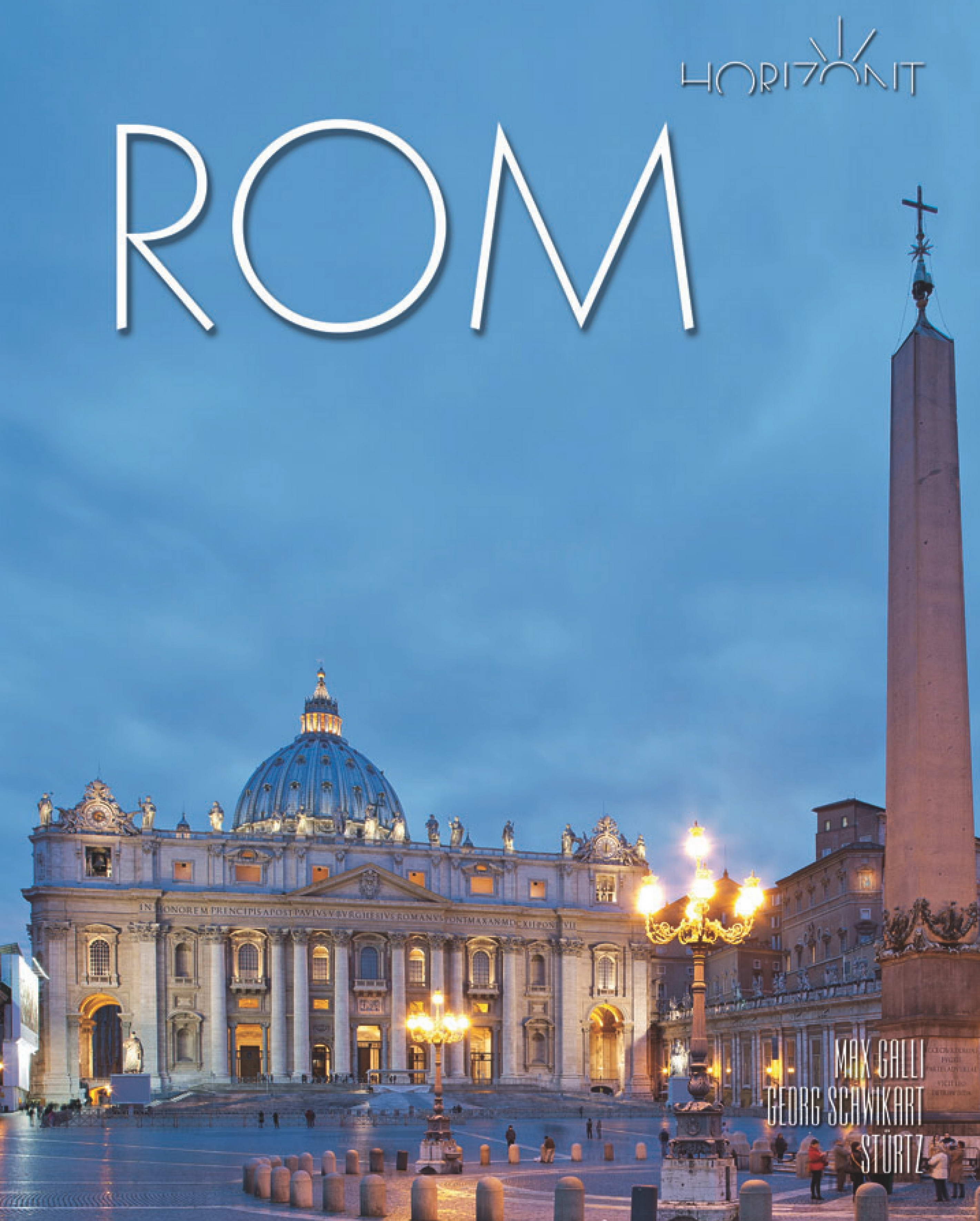 Cover Rom aus der Reihe Horizont