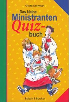 Cover: Das kleine Ministranten Quizbuch