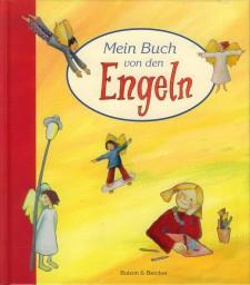 Cover: Mein Buch von den Engeln
