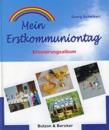 Cover: Mein Erstkommuniontag