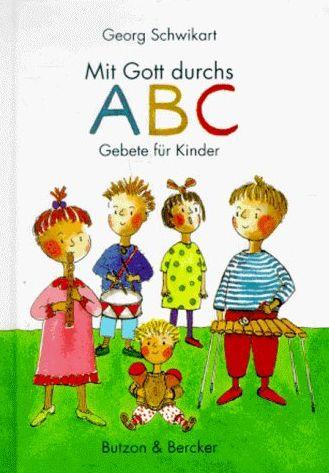 Cover: Mit Gott durchs ABC