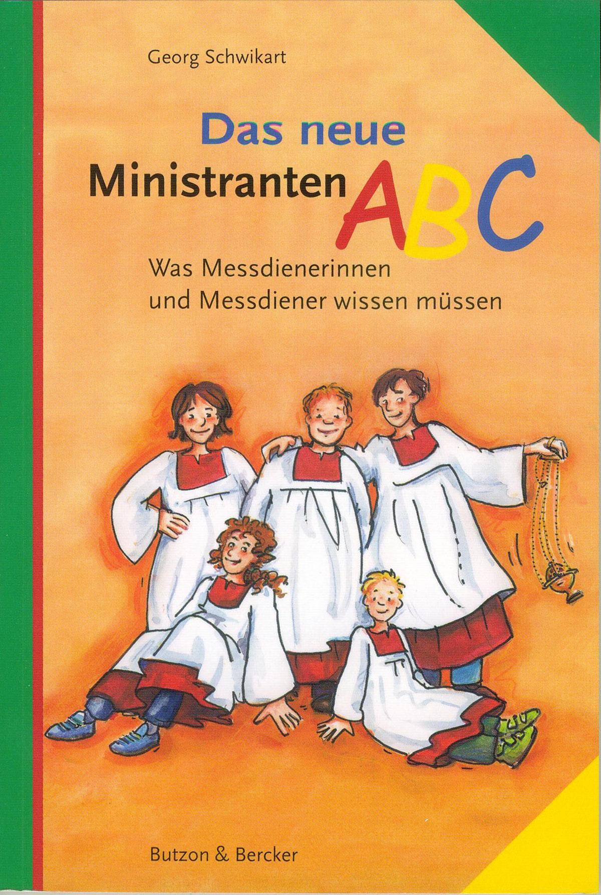 Cover: Das neue Ministranten ABC