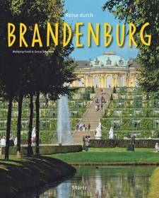 Cover: Reise durch Brandenburg