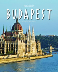 Cover: Reise durch Budapest