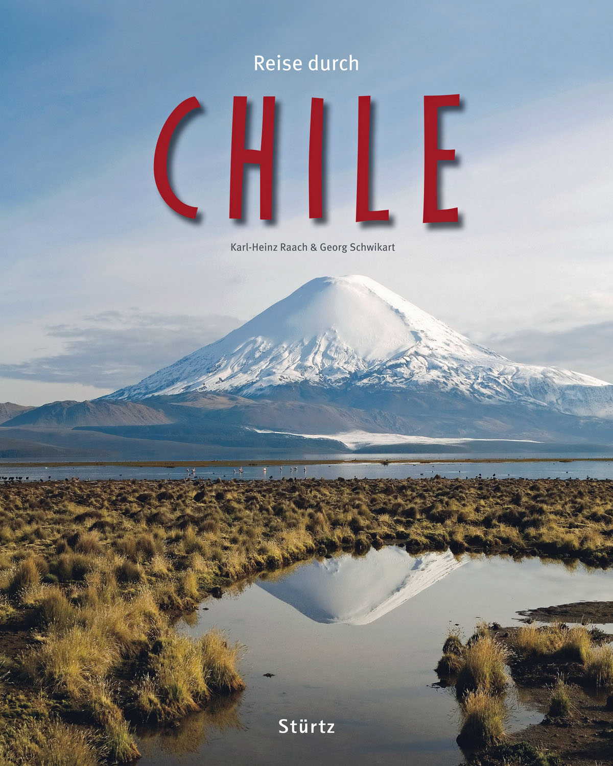 Cover: Reise durch Chile
