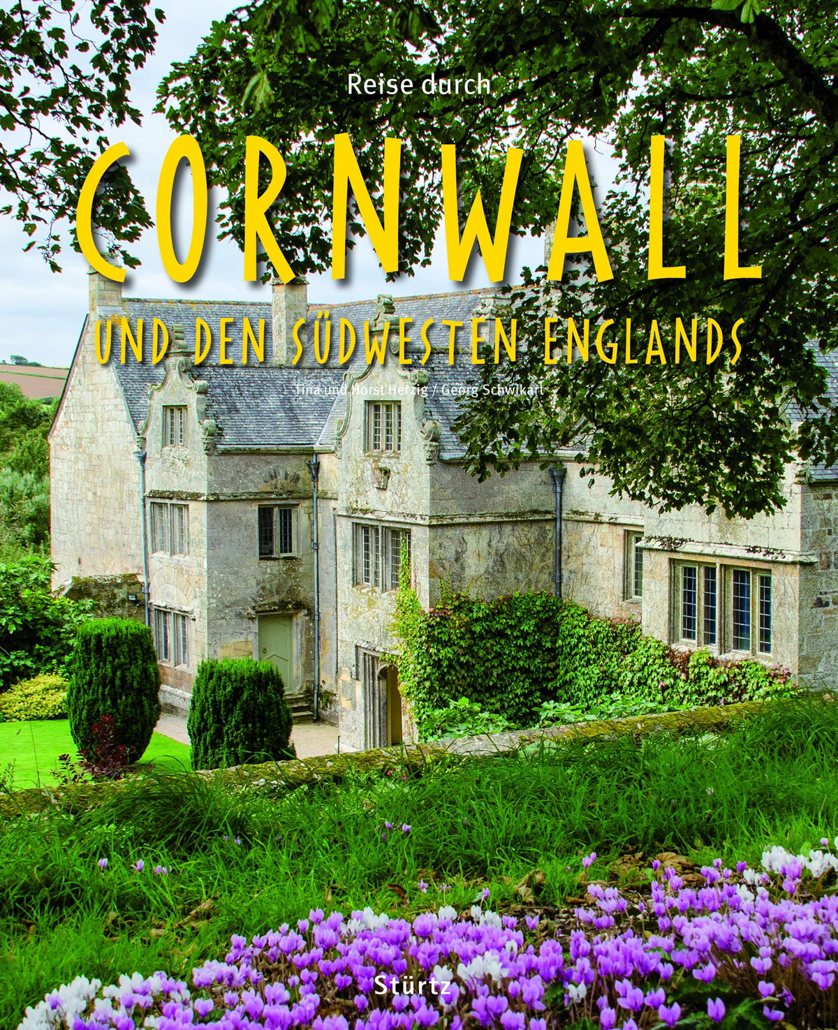 Cover: Reise durch Cornwall