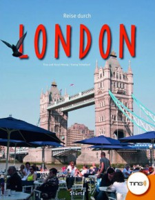 Cover: Reise durch London