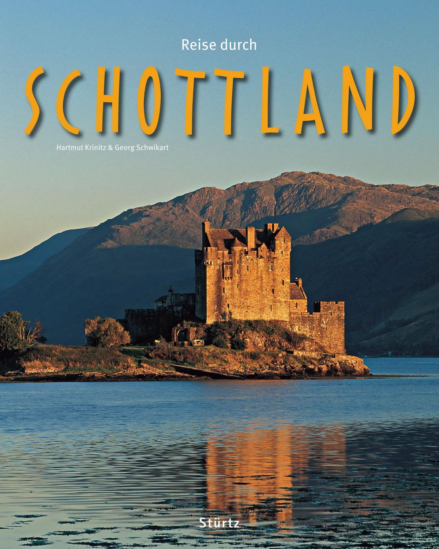 Cover: Reise durch Schottland