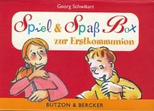Cover: Spiel & Spaß Box zur Erstkommunion