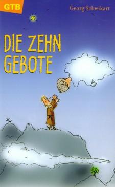 Cover: Die Zehn Gebote
