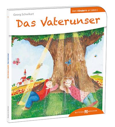 Cover: Das Vaterunser den Kindern erzählt