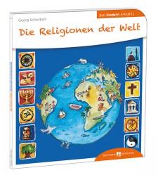 Cover: Die Religionen der Welt den Kindern erzählt