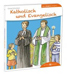 Cover: Katholisch und Evangelisch den Kindern erzählt