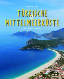 Cover: Reise durch - Türkische Mittelmeerküste