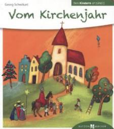 Cover: Vom Kirchenjahr