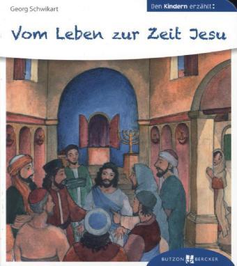 Cover: Vom Leben zur Zeit Jesu