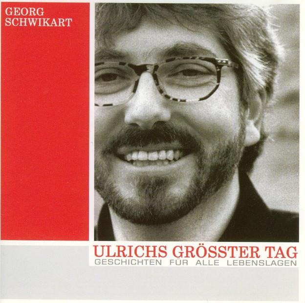 CD-Cover: Ulrichs größter Tag (Hörbuch, Gardez!, Sankt Augustin)
