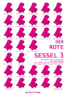 Cover: Der rote Sessel 3