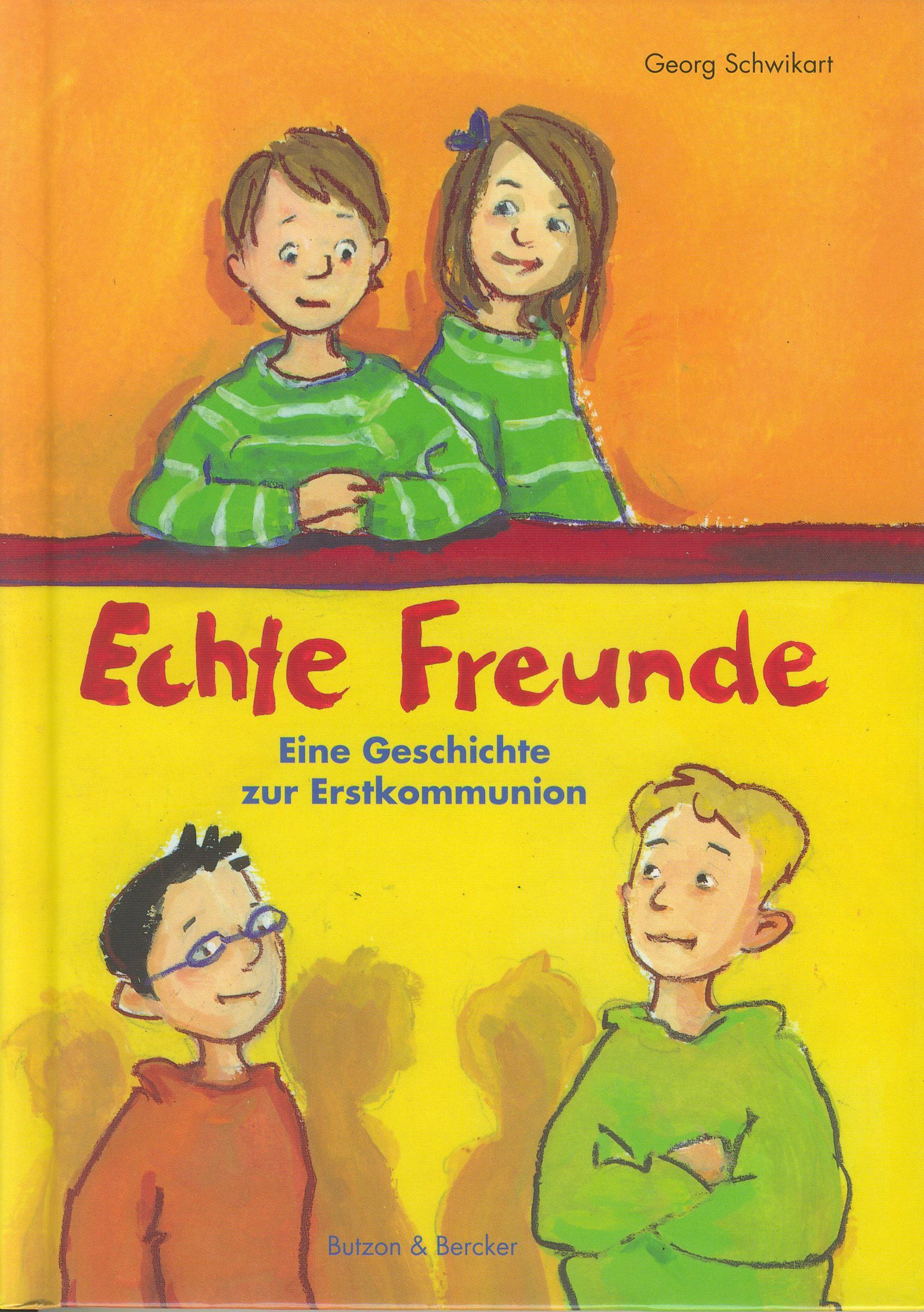 Cover: Echte Freunde
