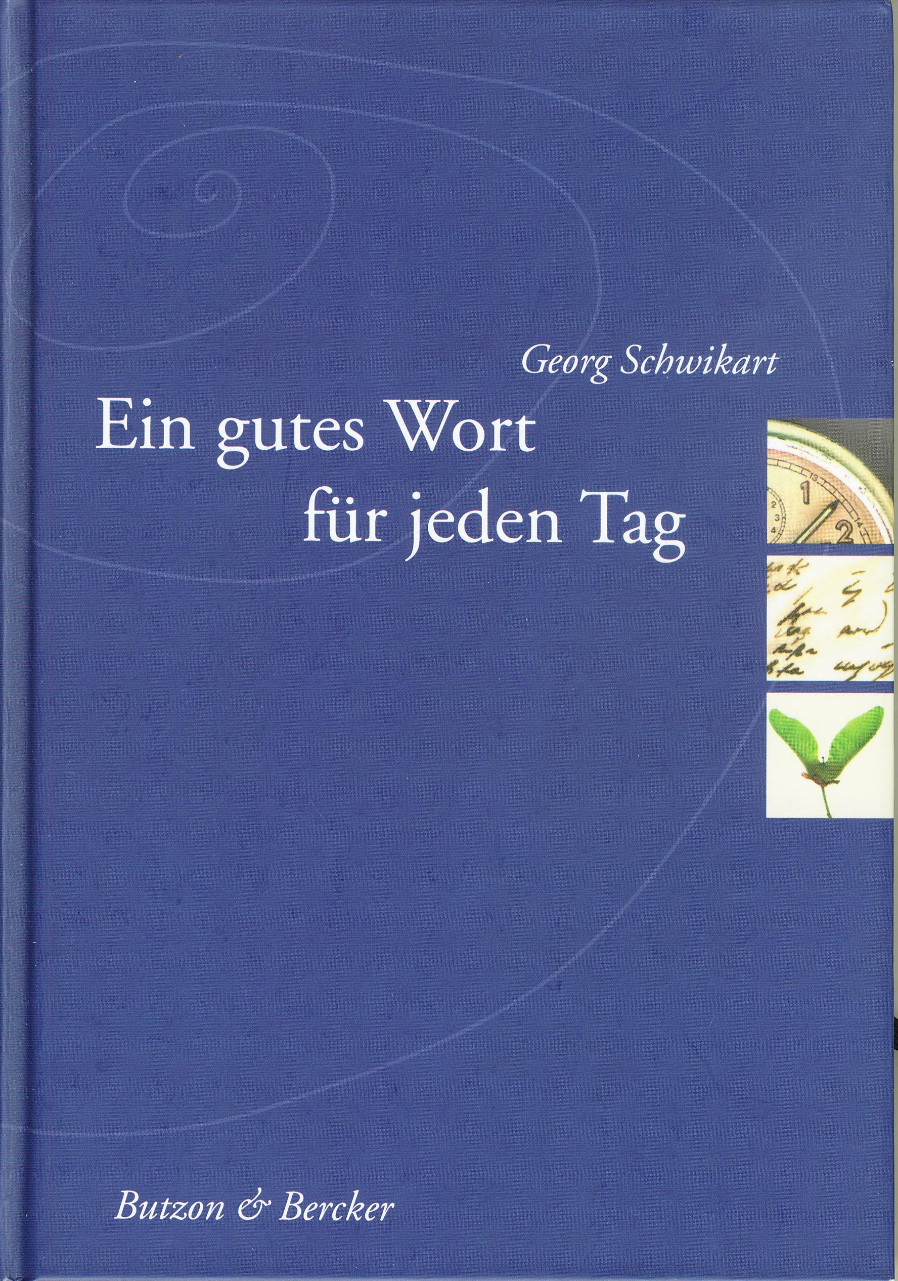 Cover: Ein gutes Wort für jeden Tag
