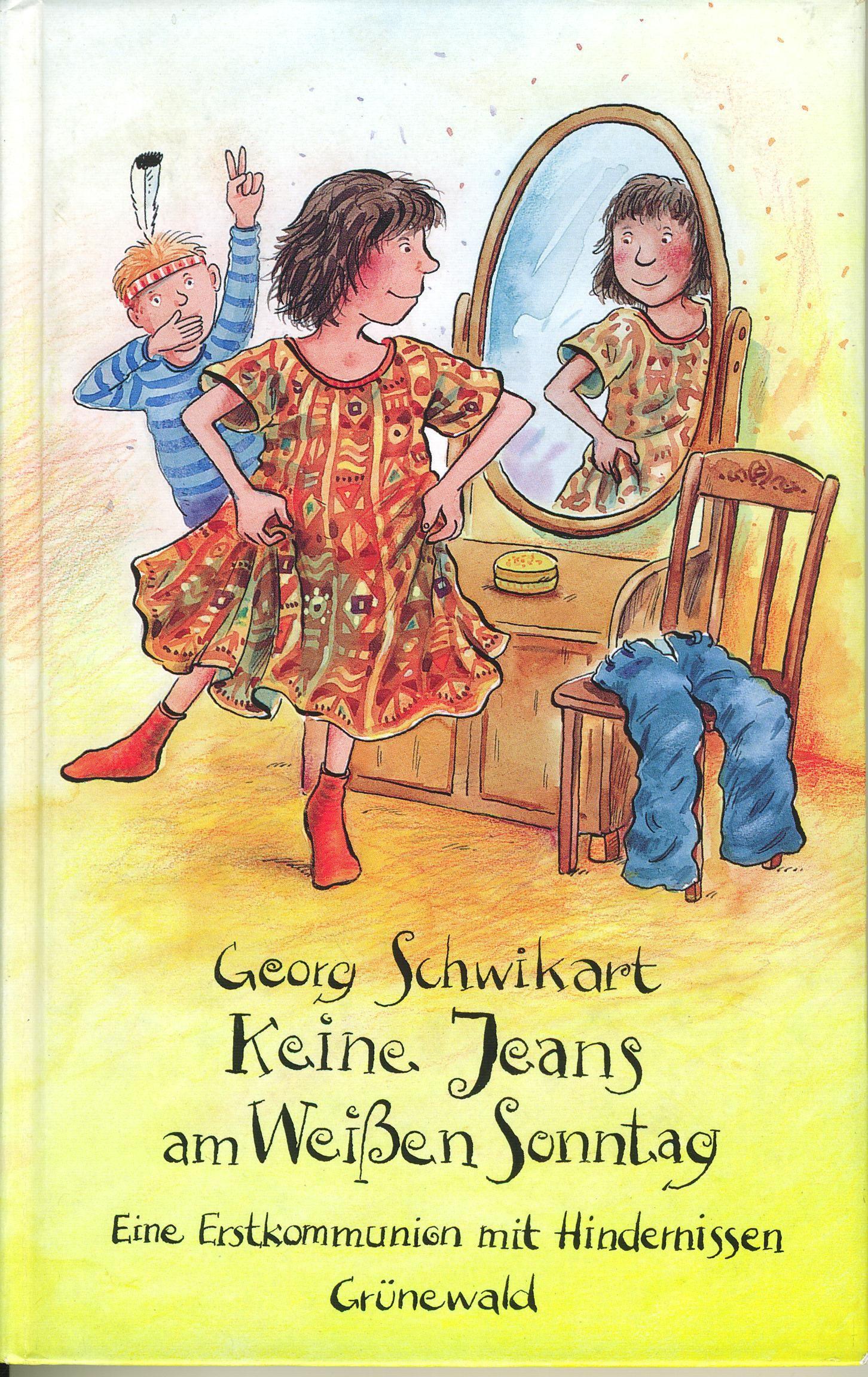 Cover: Keine Jeans am weißen Sonntag