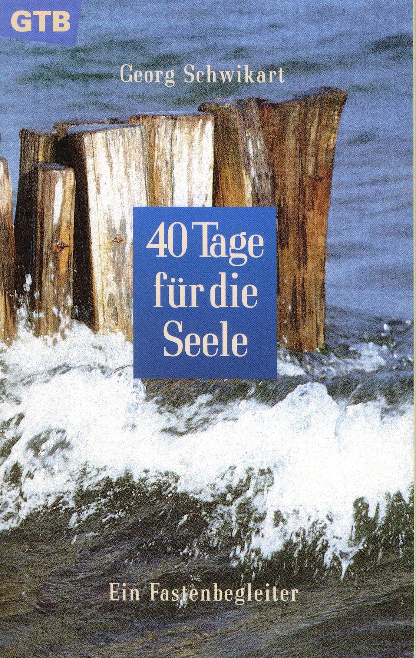 Cover: 40 Tage für die Seele