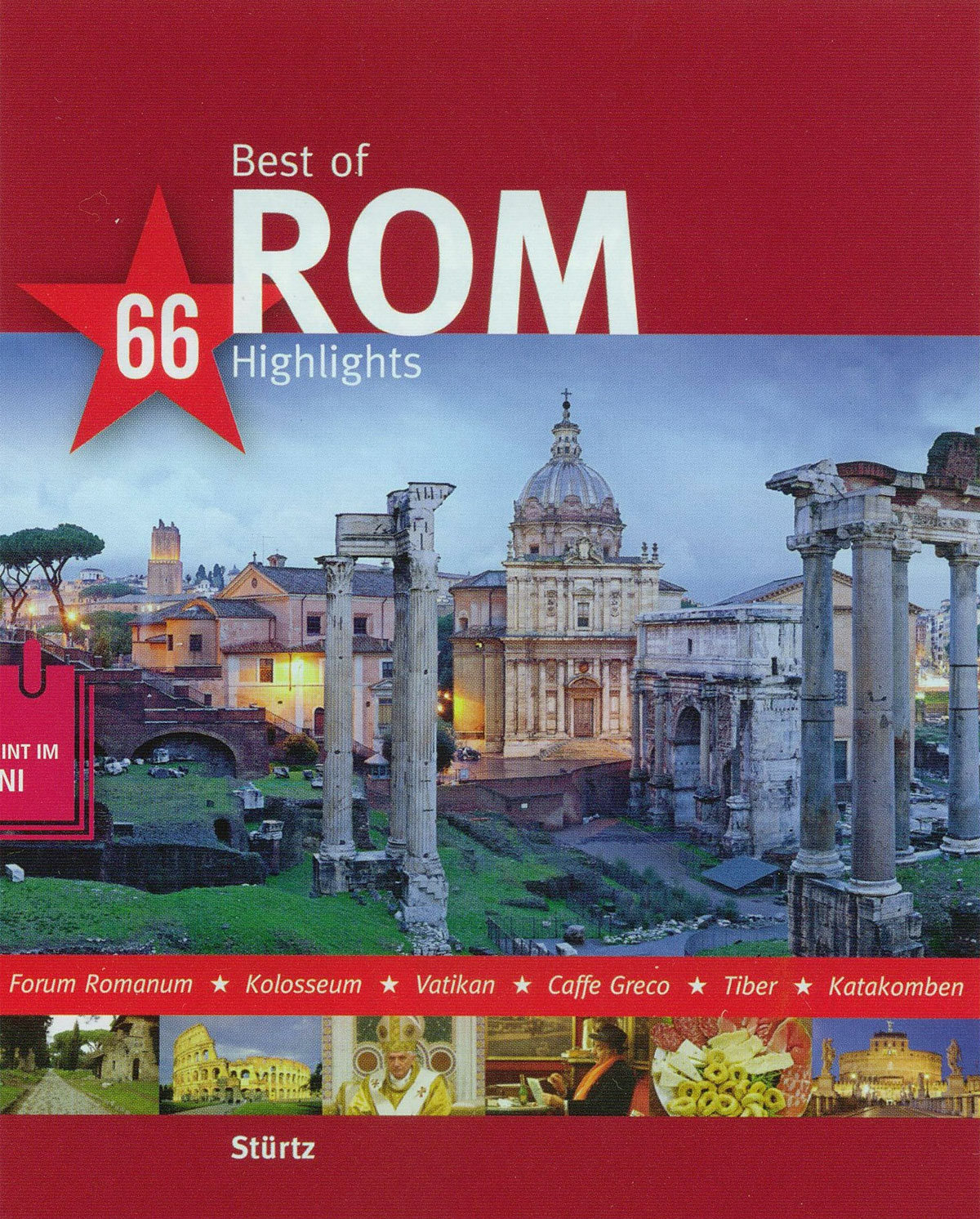 Cover: Best of Rom