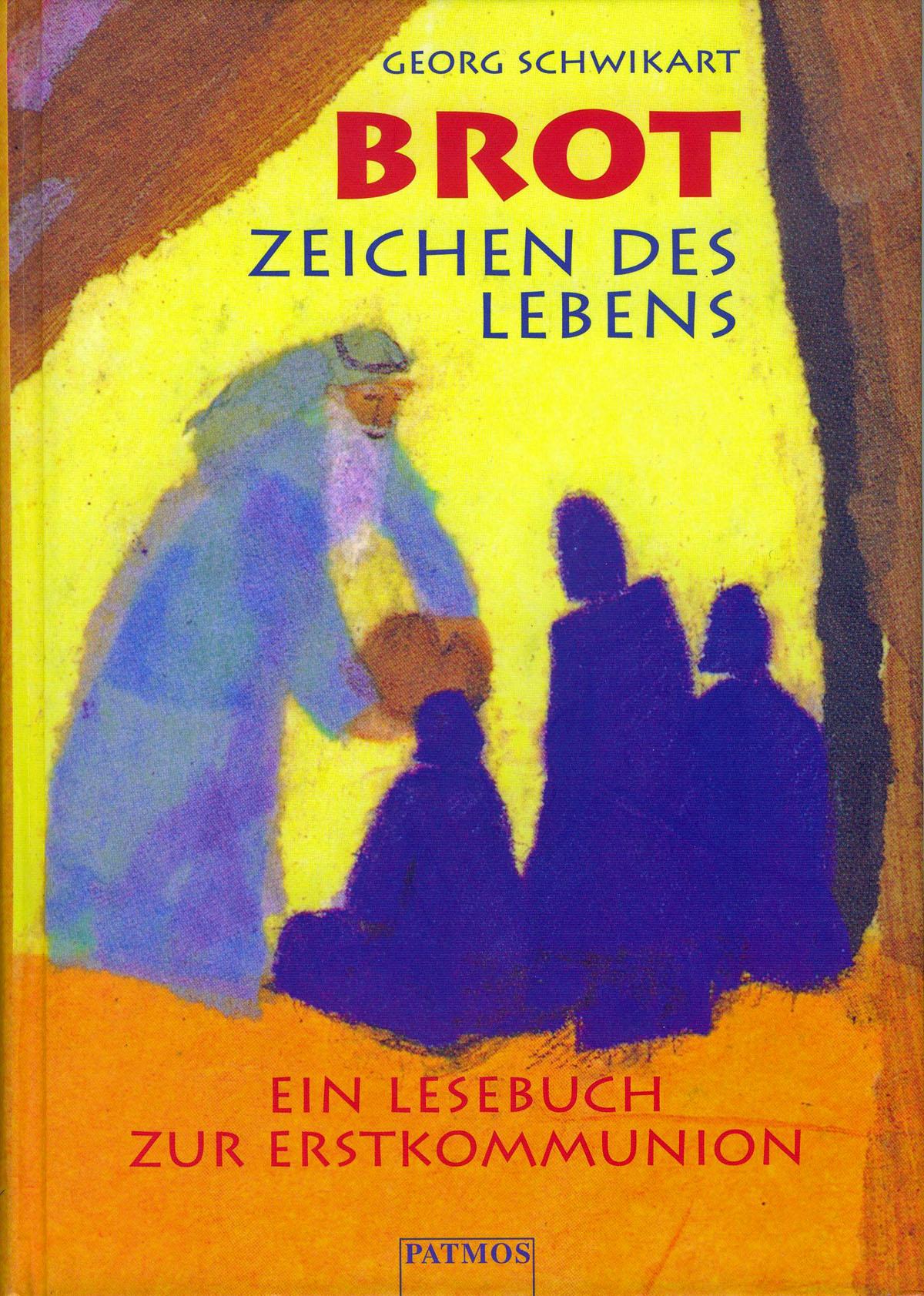 Cover: Brot. Zeichen des Lebens