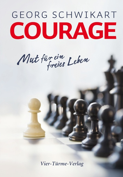 Cover: Courage - Mut für ein freies Leben