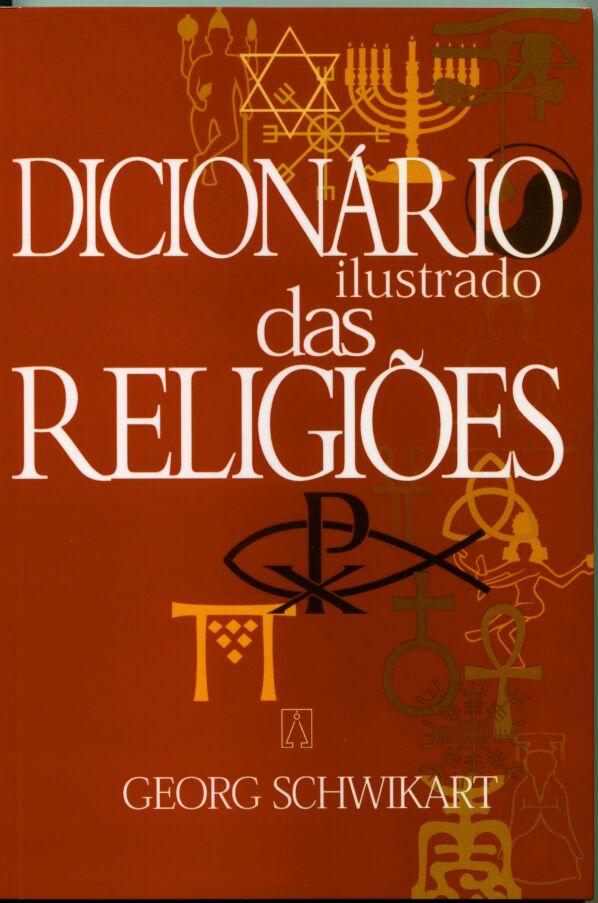 Cover: Dicionário Ilustrado das Religiões