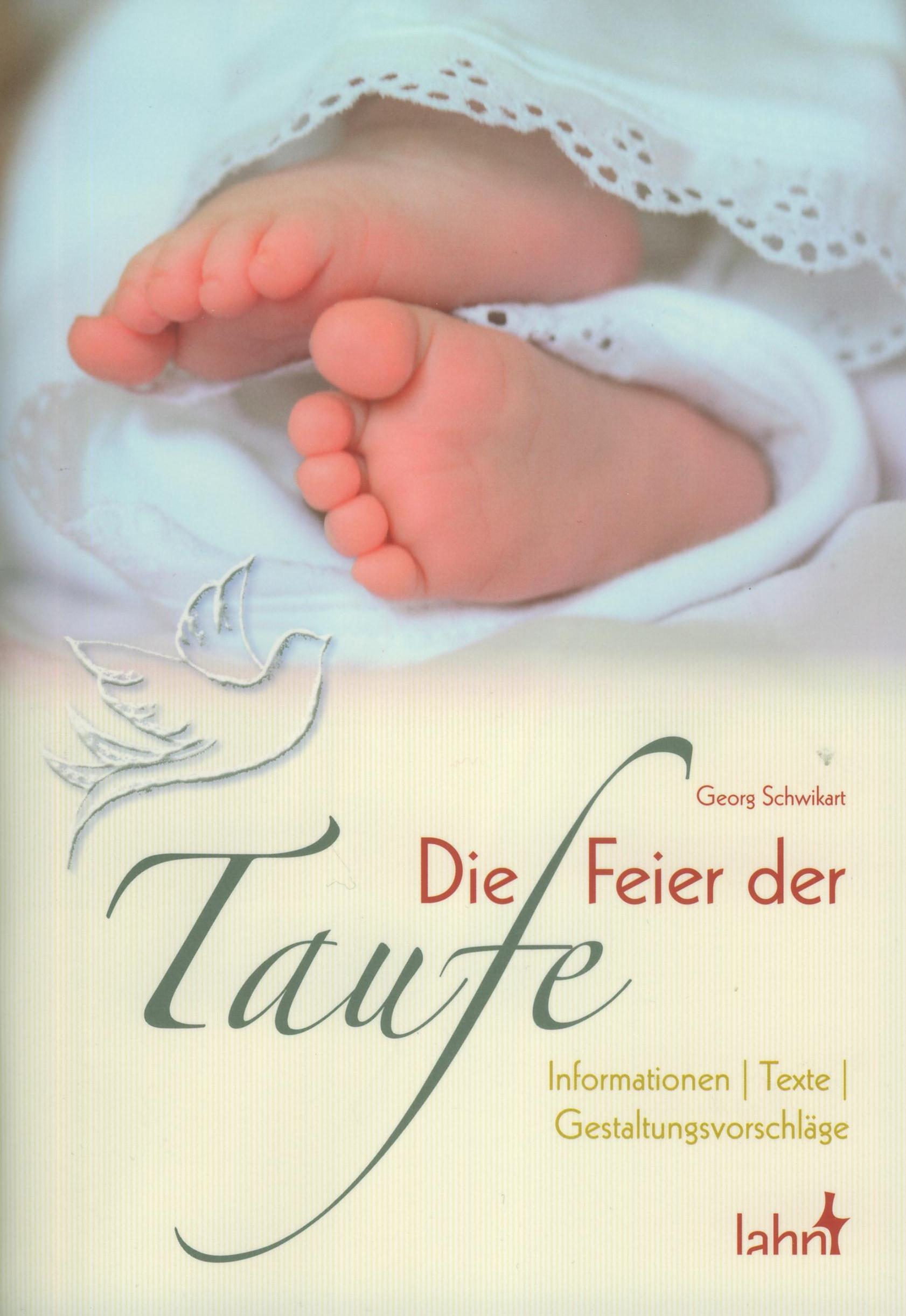 Cover: Die Feier der Taufe