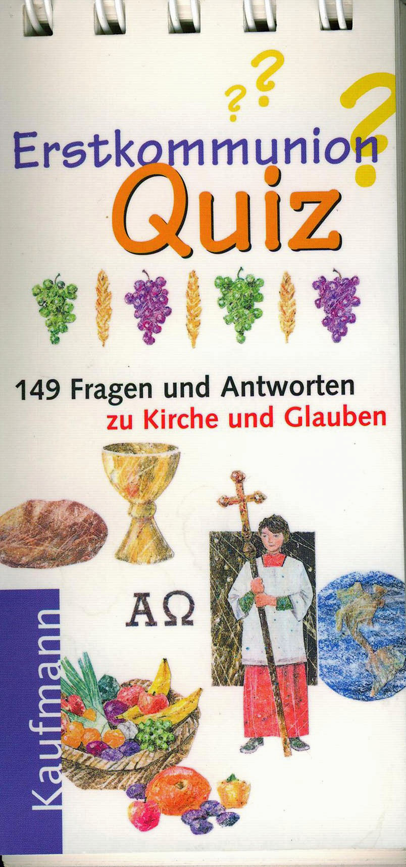 Cover: Erstkommunion-Quiz