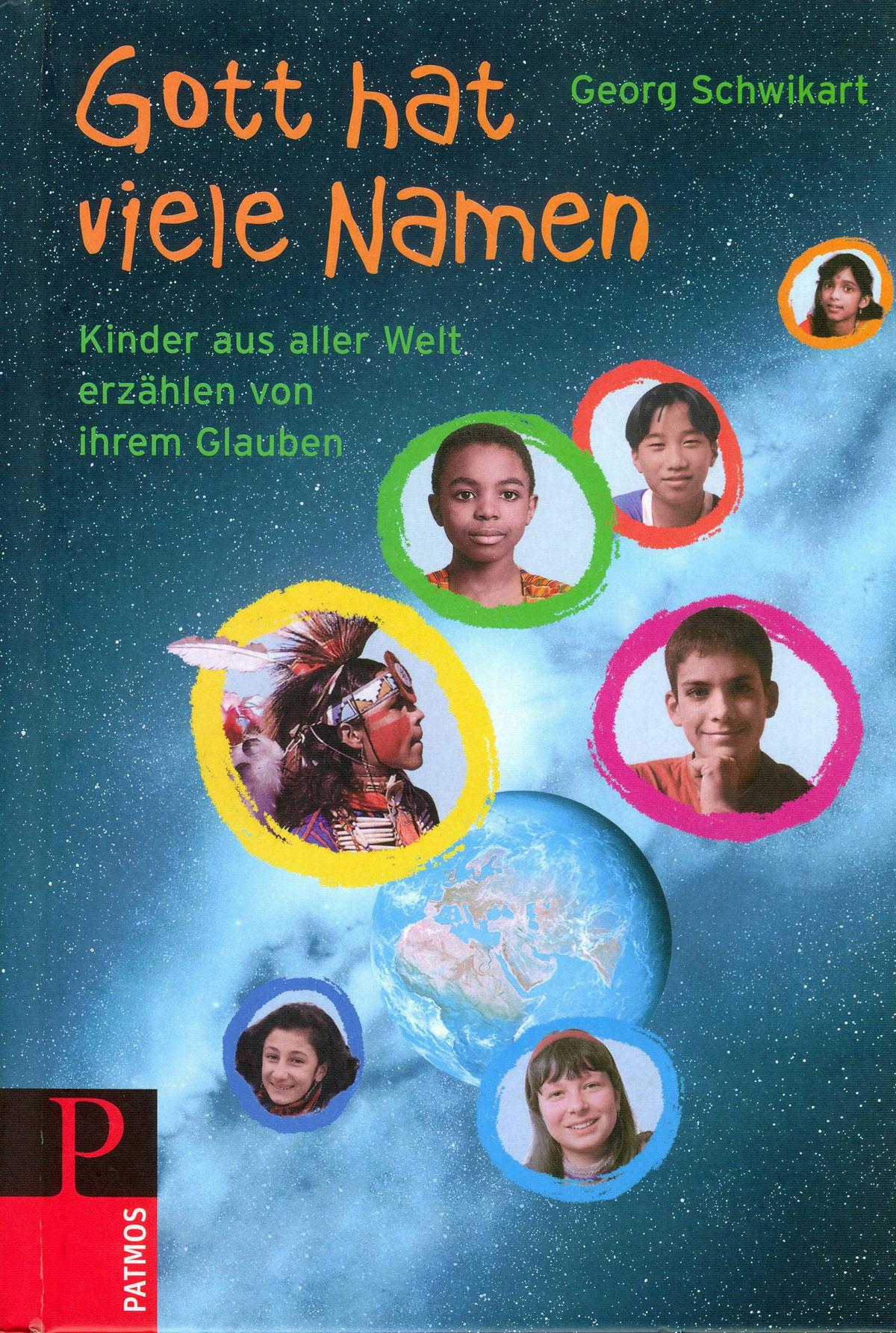 Cover: Gott hat viele Namen