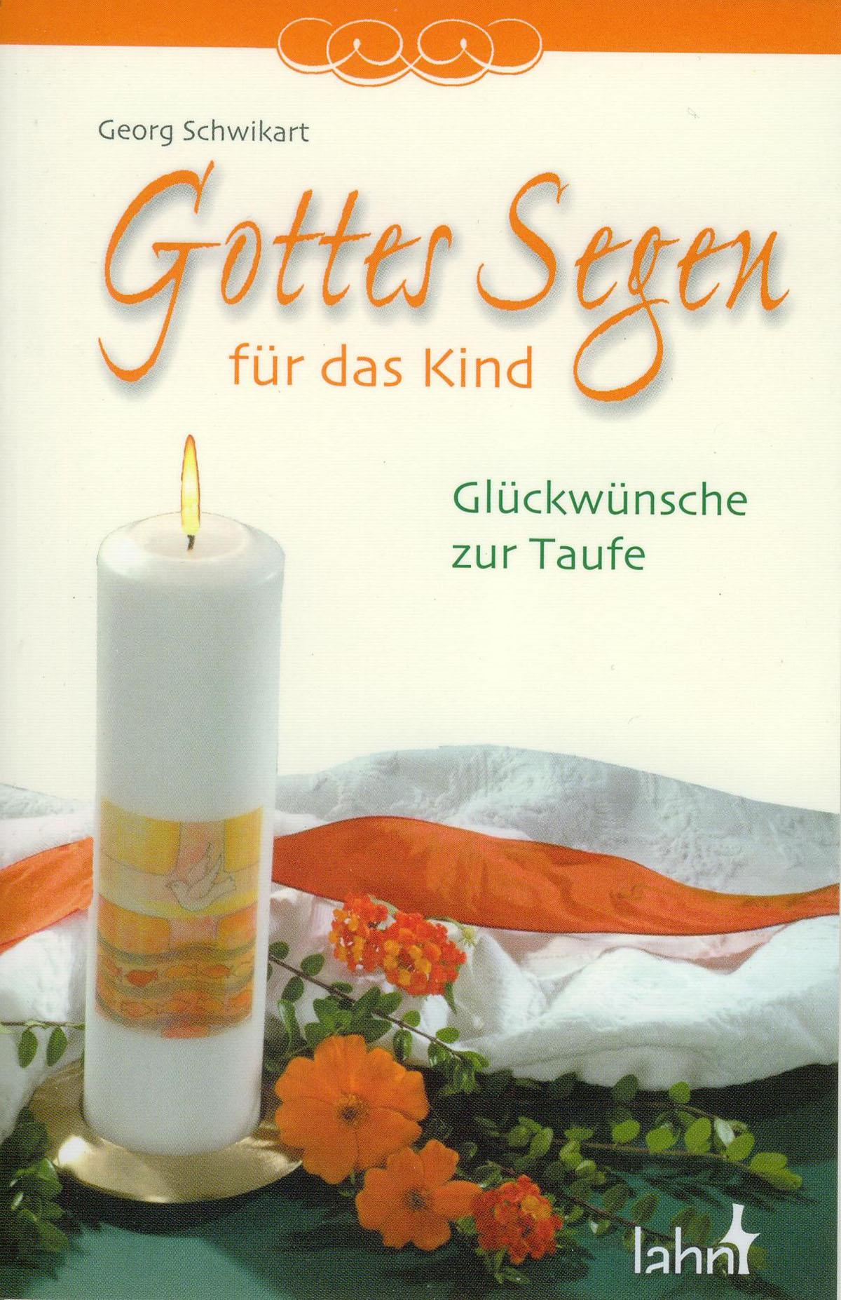 Cover: Gottes Segen für das Kind