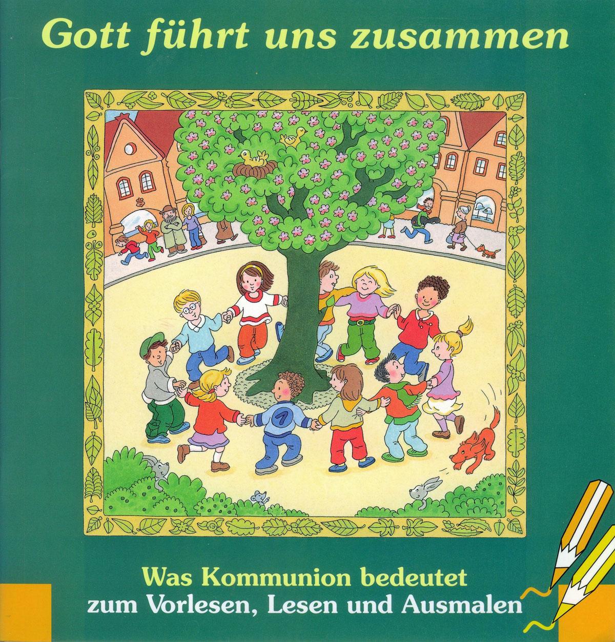 Cover: Gott führt uns zusammen