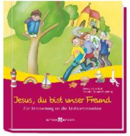 Cover: Jesus, du bist unser Freund